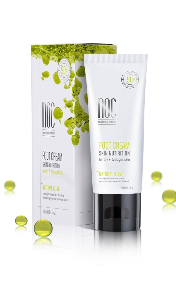 NOC Foot Cream